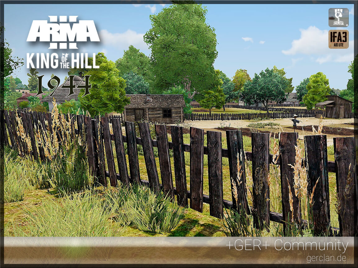 Arma3 1944 KotH - King of the Hill # EU +GER+ Clan