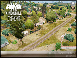 Arma 3 | King of the Hill 1944 | by Samatra